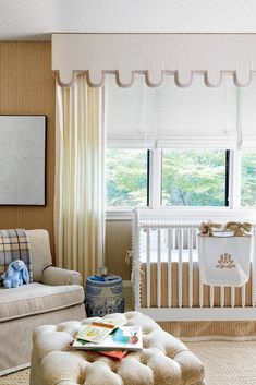This stunning Atlanta home belongs to interior designer Allison Allen. With all it's lovely blue and white charm and gorgeous. Decor, Atlanta Homes, Room, Nursery Design, Interior, Home, Kid Spaces, Cozy Living Rooms, Southern Living