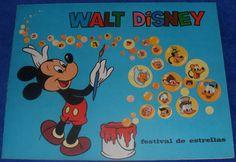 Walt Disney - Festival de Estrellas