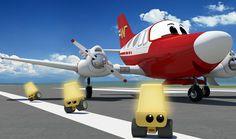 [두리뭉실 뭉게공항] 윙키 / [The Airport Diary] Winky ※ [사진제공_DPS] 본 저작물의 무단전제 및 재배포를 금합니다. copyright ⓒ 2012 DPS/ All pictures can not be copied without permission.