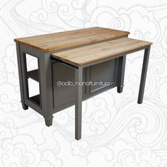 Kitchen Sets, Kitchen Island, Island Table, Furniture, Home Decor, Diy Kitchen Appliances, Island Kitchen, Decoration Home, Room Decor