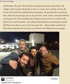 Jed Brophy on Richard Armitage (Thorin) - the Hobbit behind the scenes Richard Armitage, Lotr Cast, An Unexpected Journey, Thorin Oakenshield, Jrr Tolkien, Tolkien Books, Thranduil, Gandalf, Good Looking Men