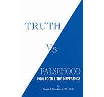 Truth vs. Falsehood; philosophers have been trying to define truth for ever; now the science of consciousness shows how