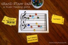 This page contains FREE piano/theory worksheets, sheet music, lesson plans, and other resources for music teachers and students! Piano Lessons, Music Lessons, Piano Y Violin, Piano Man, Piano Games, Music Games, Cc Music, Music Theory Games, Music Wall
