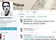 Ver Aparece en Twitter una cuenta verificada de Edward Snowden