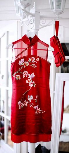 Off the rack cheongsam