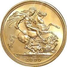 monedas de oro africanas -