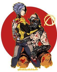 Krieg and Maya