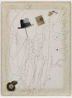 Joan Miró, Untitled (1933).