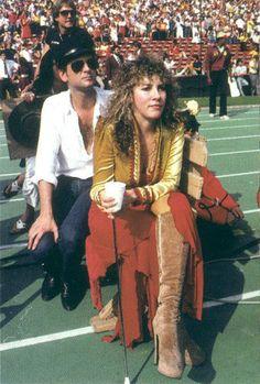 Stevie & Fleetwood Mac ~ TUSK