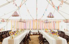 The ESSENTIAL Wedding Marquee Cost Guide | www.onefabday.com