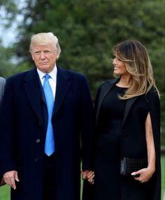 Donald And Melania Trump, First Lady Melania Trump, Donald Trump, Trump Is My President, Trump One, Beautiful One, Beautiful People, First Lady Of Usa, Greatest Presidents