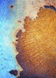 abstract rust photography beach ocean