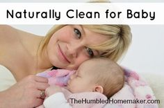 Naturally Clean for Baby