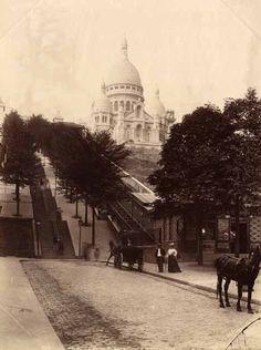 Sacre Coeur by photo verdeau 450.00EU