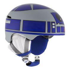 Burton Star Wars R2-D2 limited edition snowboarding helmet