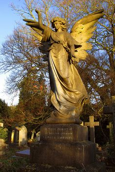 Southampton Old Cemetery by James Lay-Flurrie