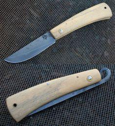 Sebastien Garnier, alias +GAVROCHE+ knives