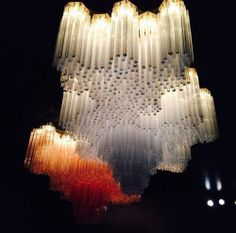 Dimore Studio #milan #salonedelmobile2016 #lighting #DimoreStudio #glass #colors