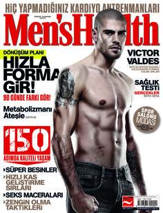 Men's Health 2013 Kasım sayısı