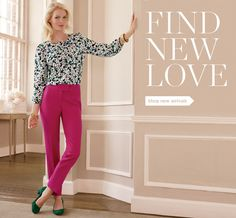 New women's apparel, suits & separates. Shop the newest styles of women's clothing, shoes & accessories.