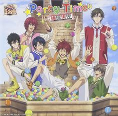 Prince of Tennis: Party Time 09