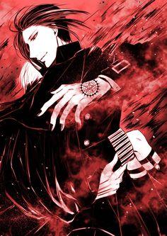 Ciel & Sebastian - artwork by Jinko