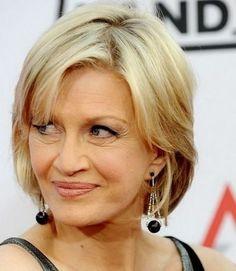 Short Hair Styles For Women Over 50   Short Hairstyles 2013 for Women Over 50   Hairstyles Trend