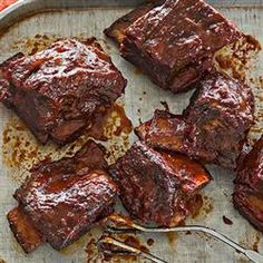 Grilled BBQ Short Ribs with Dry Rub - Allrecipes.com
