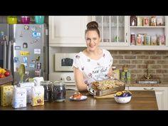 Kysnutý slivkový koláč s posýpkou / Adriana Poláková / Zdravšie sladíme - YouTube New Start, Deserts, Breads, Youtube, Cakes, Bread Rolls, Fresh Start, Cake Makers, Kuchen