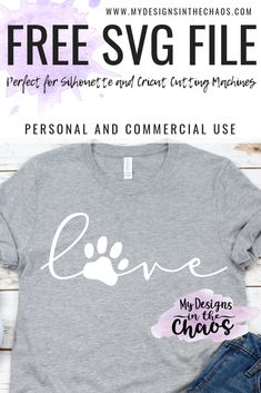 Free Fur Mama SVG Cutting Files - Cricut T Shirts - Ideas of Cricut T Shirts - These SVG cutting files for dog moms and cat moms are adorable. They are great to use with your Silhouette and Cricut cutting machines. Cricut Ideas, Cricut Tutorials, Crochet Pattern Free, Cricut Vinyl, Svg Files For Cricut, Cricut Fonts, Cricut Air, Sticker Vinyl, Decals