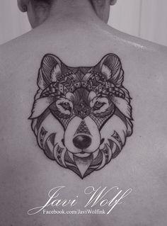 Ornamental Wolf - Diseño propio Disfruten su fin de semana! LIKE & SHARE