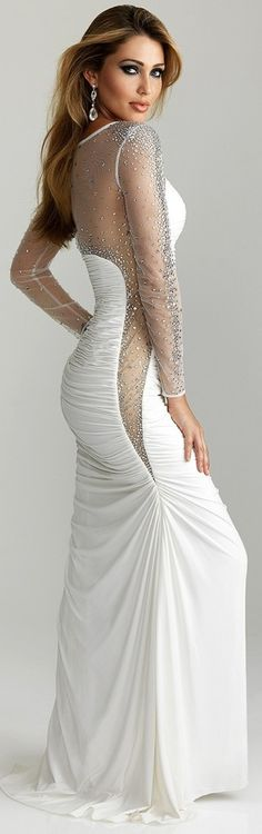 Special Evening Dresses. I need this. Don't know where I'd wear it but I need it