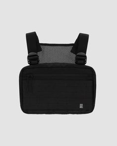 2019 Hip-hop West Street Ins Hot Style Chest Rig Military Tactical Chest Bag Functional Package Prechest Bag Vest Bag Sturdy Construction Sports & Entertainment