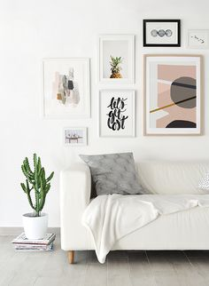 The IBT girls rounded up 20 affordable art prints to pick from. There are a few shops in particular that carry pretty inexpensive artwork so we have arranged them based on site for your shopping ease.