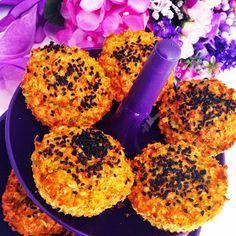 Özen'in mutfağından Özen'li tarifler :): Sebzeli ve yulaflı diyet muffin