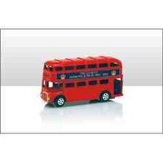 Queen's Diamond Jubilee Die Cast Metal London Bus by Elgate. $14.99