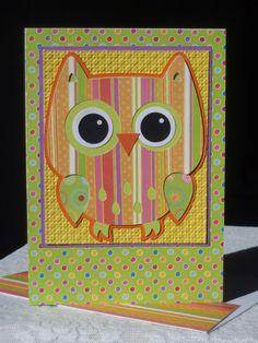 Create a Critter - Owl