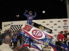 Congratulations to Tony Stewart Racing's Donny Schatz on being named 2012 Driver of the Year and to the No. 15 team on being recognized as 2012 Team of the Year by the North American 410 Sprint Car Poll.
