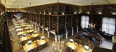 Bibliothèque Mazarine - Paris, France