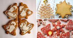 Prinášame vám zbierku najkrajších inšpirácií na zdobenie vianočných medovníkov, plus recept na mäkučké cesto na ich prípravu.