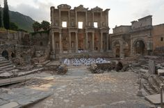 The Celsus Library,