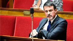 """Pour Valls, la recomposition politique post-Macron """"va se poursuivre"""""""
