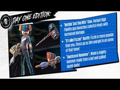 Sunset Overdrive Gameplay - Day One Edition - DLC Weapons N Clothes - XB...