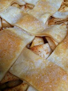Easy Peasy Apple Pie   Brandie Sellers: A Girl With A Blog