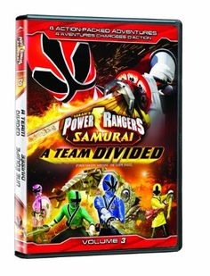 Power Rangers: Samurai - A Team Divided, Vol. 3 DVD ~ Alex Heartman, http://www.amazon.ca/dp/B00A0YQ5HS/ref=cm_sw_r_pi_dp_f5DAsb1W869A4