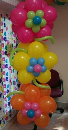 Great job with balloons!
