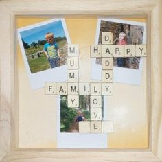 Make Your Fathers Day with Hobbycraft  You all know I love to craft. So what better at this time of year than to make something special for your dad ready for Fathers Day.  Make Fathers Day so special If you head over to the Hobbycraft Blog theyve got some fab ideas including this amazing Family Tree box frame idea. It is so quick and easy but looks amazing. It really is a great gift. Especially if youve got little ones who arent at the age to craft with you.  I made a little twist on my…