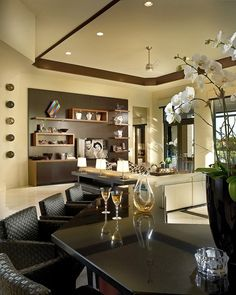 Adelson Residence by Jeffrey King Interiors