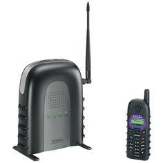 ENGENIUS DuraFon-SIP SYSTEM DuraFon(R) SIP Long-Range Cordless Telephone System with 1 Base Station & 1 Handset