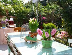 French Garden Store - Online Store and Blog  -  you don't want to miss this